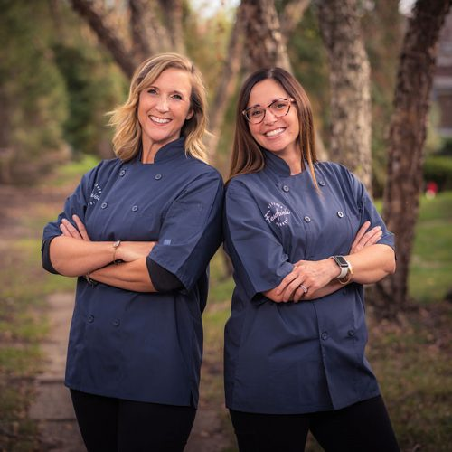 Holly Erwin and Melanie Abu-Nameh, Co-Owners of Feedwell Kitchen and Bakery in Cedar Rapids